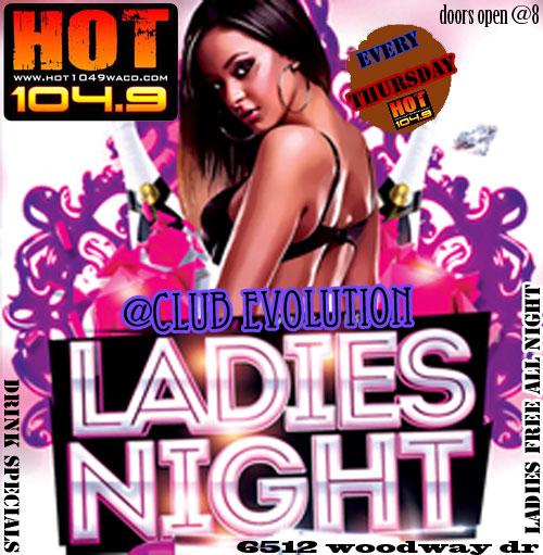 ladies-night-flyer